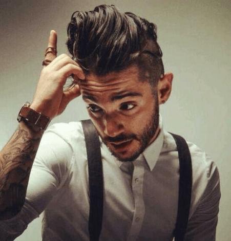 ツーブロック 髪型