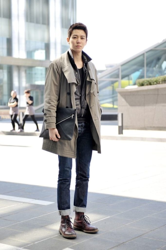 韓国 ファッション