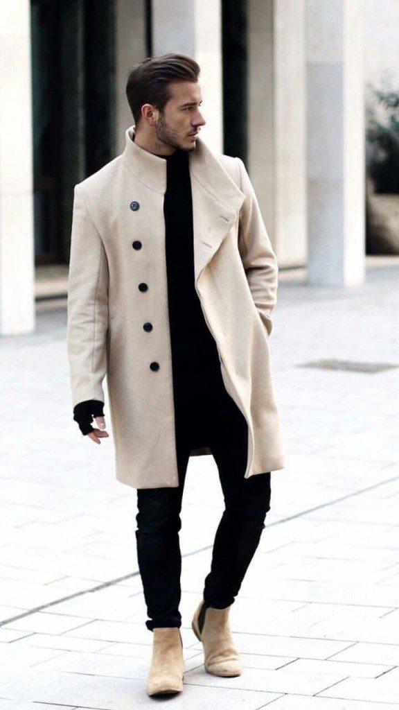 メンズ冬ファッション
