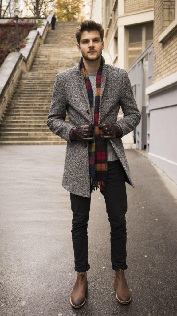 冬 ファッション