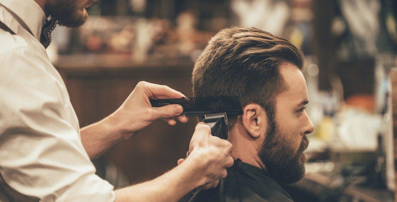 バーバー 髪型
