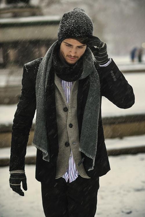 ファッション 冬