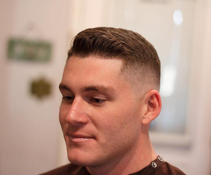アイビーカット 髪型