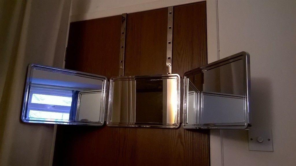 三面鏡 画像